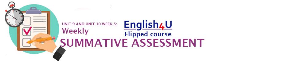 summative assessment 5