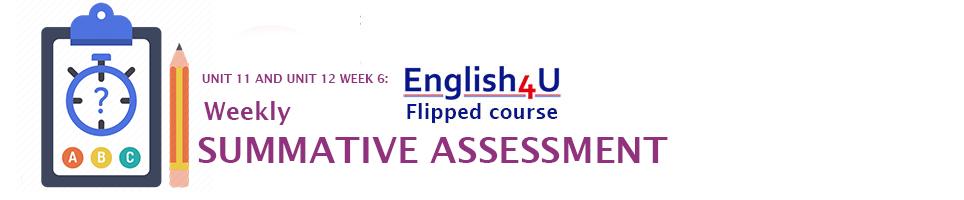 summative assessment 6